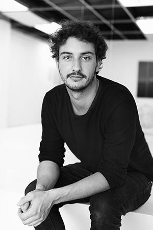Sandino Scheidegger Portrait
